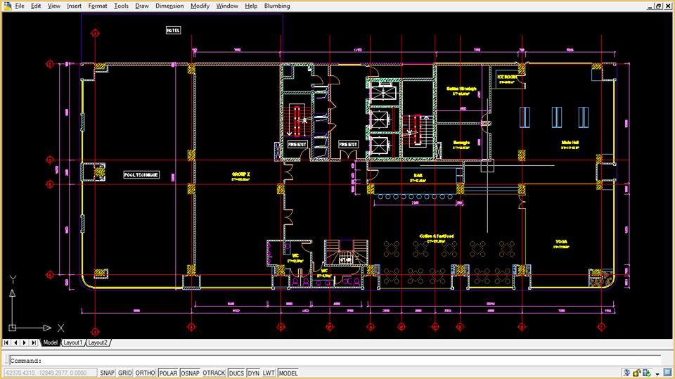 thiết kế cơ điện công trình là gì